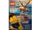 Book No: mag2013nl3  Name: Lego Club Magazine (Dutch) 2013 June - August