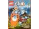 Book No: mag2013nl4  Name: Lego Club Magazine (Dutch) 2013 September - October