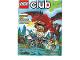 Book No: mag2013sepjr  Name: Lego Club Jr. Magazine 2013 Sep - Oct