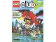 Book No: mag2013ukjr20  Name: Lego Club Junior Magazine (UK & Ireland) 2013 Issue 20