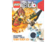 Book No: mag2014be3nl  Name: Lego Club Magazine (Belgium) 2014 June - July - August