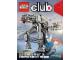 Book No: mag2014be4fr  Name: Lego Club Magazine (Belgium) 2014 September - October