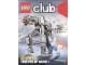 Book No: mag2014be4nl  Name: Lego Club Magazine (Belgium) 2014 September - October