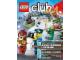 Book No: mag2014be5fr  Name: Lego Club Magazine (Belgium) 2014 November - December