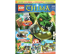 Book No: mag2014chi05de  Name: Lego Magazine Legends of Chima 2014 Issue 5 (German)