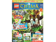 Book No: mag2014chi06de  Name: Lego Magazine Legends of Chima 2014 Issue 6 (German)