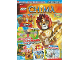 Book No: mag2014chi09fr  Name: Lego Magazine Legends of Chima 2014 Issue 9 (French)