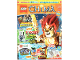 Book No: mag2014chi10de  Name: Lego Magazine Legends of Chima 2014 Issue 10 (German)