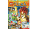 Book No: mag2014chi12fr  Name: Lego Magazine Legends of Chima 2014 Issue 12 (French)