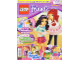 Book No: mag2014frnd03pl  Name: Lego Magazine Friends 2014 Issue 3 (Polish)