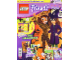 Book No: mag2014frnd04pl  Name: Lego Magazine Friends 2014 Issue 4 (Polish)