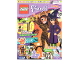 Book No: mag2014frnd10de  Name: Lego Magazine Friends 2014 Issue 10 (German)