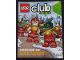Book No: mag2014juljr  Name: Lego Club Jr. Magazine 2014 Jul - Aug