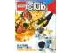 Book No: mag2014nl3  Name: Lego Club Magazine (Dutch) 2014 June - July - August