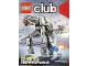 Book No: mag2014nl4  Name: Lego Club Magazine (Dutch) 2014 September - October