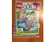 Book No: mag2014nlgi1  Name: Lego Club Magazine Girls (Dutch) 2014 January - February