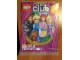 Book No: mag2014nlgi2  Name: Lego Club Magazine Girls (Dutch) 2014 March - April - May