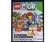 Book No: mag2014novjr  Name: Lego Club Jr. Magazine 2014 Nov - Dec