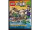 Book No: mag2014sepjr  Name: Lego Club Jr. Magazine 2014 Sep - Oct