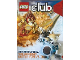 Book No: mag2014uk3  Name: Lego Club Magazine UK 2014 Issue 3