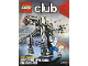 Book No: mag2014uk4  Name: Lego Club Magazine UK 2014 Issue 4