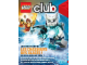 Book No: mag2015be1fr  Name: Lego Club Magazine (Belgium) 2015 January - February