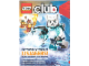 Book No: mag2015be1nl  Name: Lego Club Magazine (Belgium) 2015 January - February