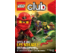 Book No: mag2015be2fr  Name: Lego Club Magazine (Belgium) 2015 March - April - May