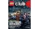 Book No: mag2015be3fr  Name: Lego Club Magazine (Belgium) 2015 June - July - August