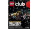 Book No: mag2015be3nl  Name: Lego Club Magazine (Belgium) 2015 June - July - August