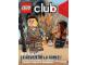 Book No: mag2015be5fr  Name: Lego Club Magazine (Belgium) 2015 November - December