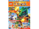 Book No: mag2015chi02pl  Name: Lego Magazine Legends of Chima 2015 Issue 2 (Polish)