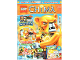 Book No: mag2015chi03de  Name: Lego Magazine Legends of Chima 2015 Issue 3 (German)