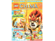 Book No: mag2015chi04de  Name: Lego Magazine Legends of Chima 2015 Issue 4 (German)