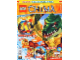 Book No: mag2015chi06pl  Name: Lego Magazine Legends of Chima 2015 Issue 6 (Polish)