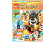 Book No: mag2015chi07de  Name: Lego Magazine Legends of Chima 2015 Issue 7 (German)