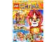 Book No: mag2015chi08pl  Name: Lego Magazine Legends of Chima 2015 Issue 8 (Polish)