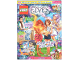 Book No: mag2015elf01de  Name: Lego Magazine Elves 2015 Issue 1 (German)