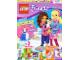 Book No: mag2015frnd01pl  Name: Lego Magazine Friends 2015 Issue 1 (Polish)