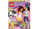 Book No: mag2015frnd02nl  Name: Lego Magazine Friends 2015 Issue 2 (Dutch)