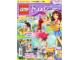 Book No: mag2015frnd03pl  Name: Lego Magazine Friends 2015 Issue 3 (Polish)