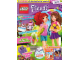 Book No: mag2015frnd04nl  Name: Lego Magazine Friends 2015 Issue 4 (Dutch)