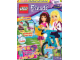 Book No: mag2015frnd05nl  Name: Lego Magazine Friends 2015 Issue 5 (Dutch)