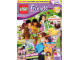 Book No: mag2015frnd06nl  Name: Lego Magazine Friends 2015 Issue 6 (Dutch)