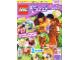 Book No: mag2015frnd06pl  Name: Lego Magazine Friends 2015 Issue 6 (Polish)