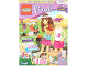 Book No: mag2015frnd07de  Name: Lego Magazine Friends 2015 Issue 7 (German)