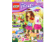 Book No: mag2015frnd07pl  Name: Lego Magazine Friends 2015 Issue 7 (Polish)