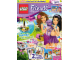 Book No: mag2015frnd08nl  Name: Lego Magazine Friends 2015 Issue 8 (Dutch)