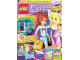 Book No: mag2015frnd10nl  Name: Lego Magazine Friends 2015 Issue 10 (Dutch)