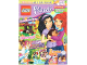 Book No: mag2015frnd11de  Name: Lego Magazine Friends 2015 Issue 11 (German)